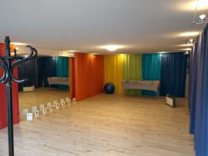 Salle 40m2 pour Yoga, Reiki, Massage, Pilate, etc.