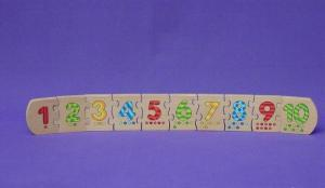Puzzle de chiffres