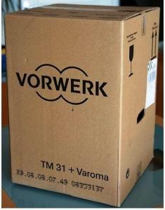 Thermomix TM3 sous garantie constructeur