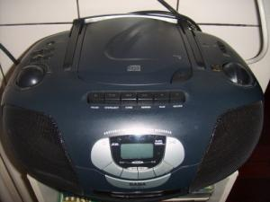 Portable cd Saba RCD 400 S