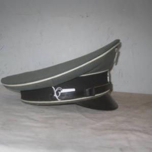 CASQUETTE ALLEMANDE WW2 S/OFFICIER AUTHENTIQUE