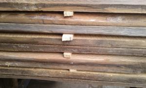 Baradge vieux bois de qualité