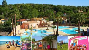 Mobilhome 6 pers ds camping proche Cap d'Agde