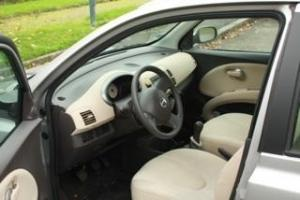 Vends Nissan Micra finition Acenta 1.2