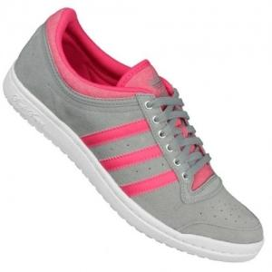 Adidas Top Ten Low Sleek Grey Pink