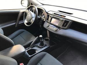 Toyota RAV 4 2.0 D-4D 4x4 lounge 2013
