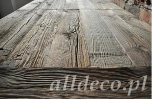 madrier en vieux bois