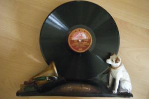 650  disques 78 tours à vendre en lot