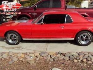 Mercury Cougar - 1967