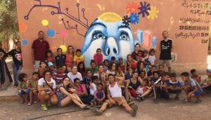 Volontariat au Maroc  2018