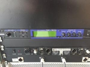 Yamaha REV500 Effet Reverb