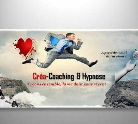 Créa - coaching / Hypnose Erycksonienne