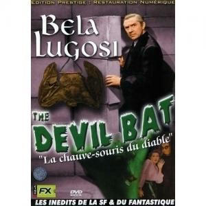 The devil bat, avec Bela Lugosi