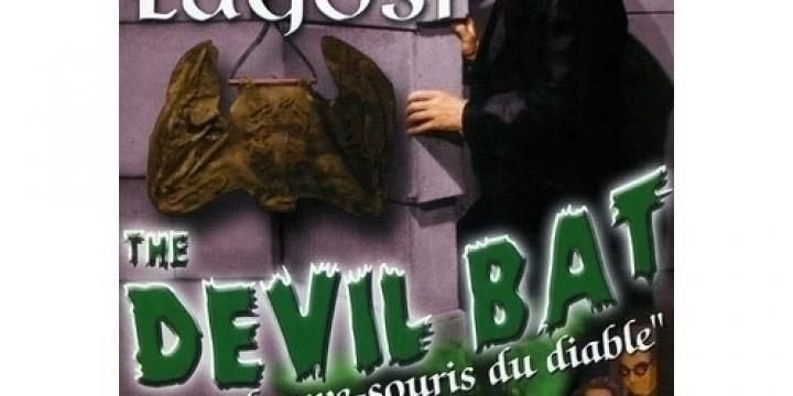 The devil bat, avec Bela Lugosi