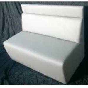 Canapé de bar et fauteuil Contract