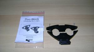 Support 6 degrés pour parabole TRIAX TD Duo Block