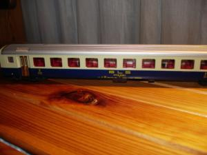 Roco HO 4238A BLS 2 cl. Typ EW II 1:87 - Première série