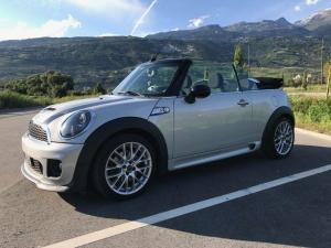 MINI Cooper S Cabriolet - kit JCW - CHF 17'500.-