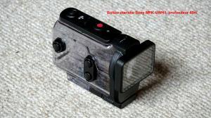 1 Boîtier étanche Sony MPK-UWH 1