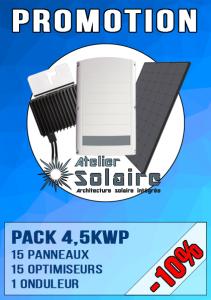 Atelier Solaire - Votre installeur photovoltaïque