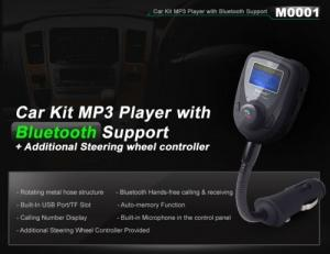 Car KIT MP3/ Bluetooth  www.memoshop.ch