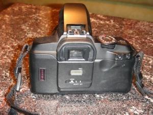 Appareil photo Canon argentique