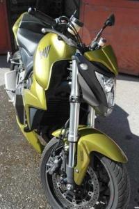 Moto Honda CB 1000RA 2010