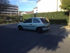 Opel corse