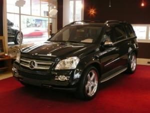 Mercedes-benz GL 420 CDI 7 pla