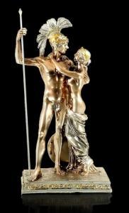 Sculptures russes en Polystone et Gypsim