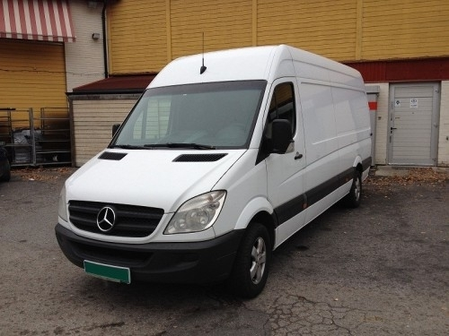 fourgon mercedes sprinter 318cdi. Black Bedroom Furniture Sets. Home Design Ideas