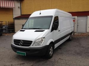 Fourgon Mercedes Sprinter 318CDI
