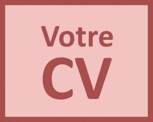 Votre CV (curriculum vitae) à Lausanne
