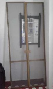 Moustiquaire pour porte fenêtre