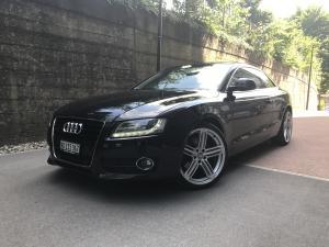 Audi a5 3.0 diesel automatique