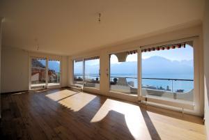 Montreux - Appartement avec superbe vue