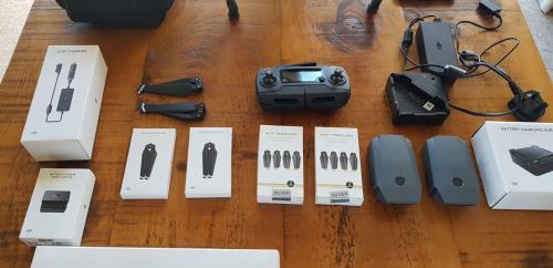 DJI Mavic Pro Fly Plus Combo caméra 4K Drone