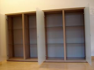 Bibliothèque - vitrine Toro