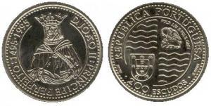 200 Escudos - D.João II