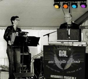 orchestre BAL avec Brigitte & Denis