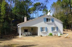 Maison de vacances à Saint Jean de Monts
