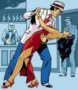 Cours de tango argentin Montreux Riviera 2019