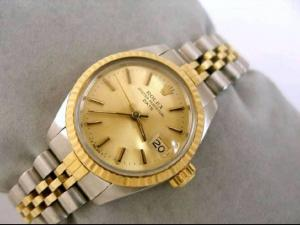 Montre ROLEX OYSTER PERPETUAL FEMME