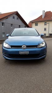 VW Golf 7 140 cv