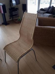 Chaises salle à manger + fauteuil