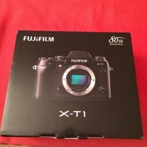 Boitier Fujifilm X T1 noir - neuf