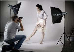 Photographe modele filles et garçons