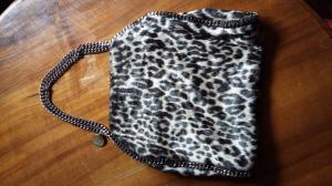 Sac Stella Mc Cartney / Vegan / Motif leopard