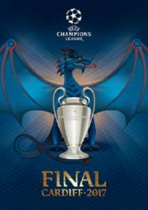 2 UEFA CHAMPIONS LEAGUE FINALE TICKETS CARDIFF