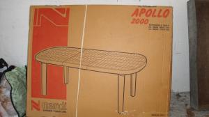 Superbe table de jardin - à saisir !